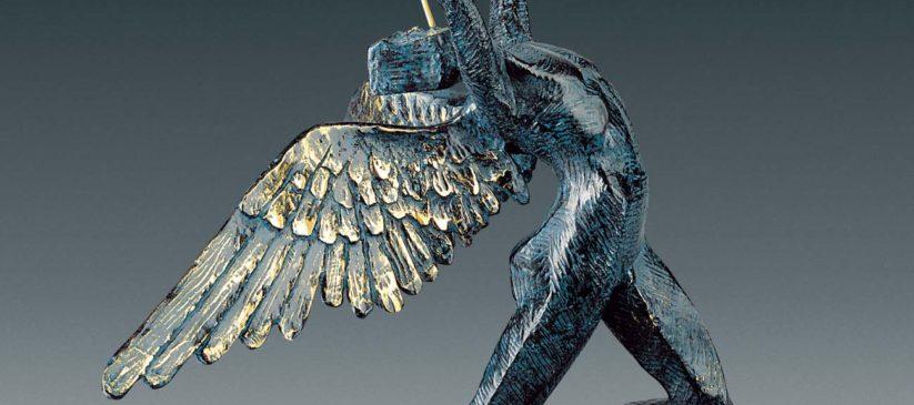 Ange triomphant