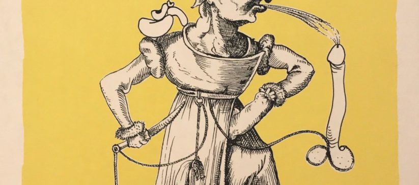 Le jongleur - Dali