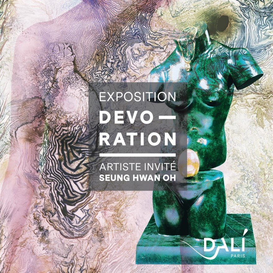 expostion temporaire dali tonio oh