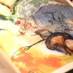 dali alice au pays des merveilles illustration