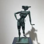 minotaure sculpture dali bronze