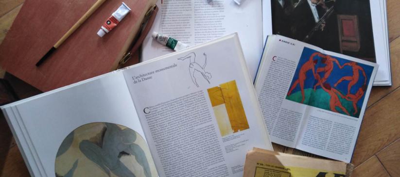 photos livres peinture degas matisse picasson dali