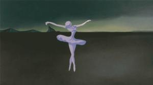 danseuse dans destino de disney dali