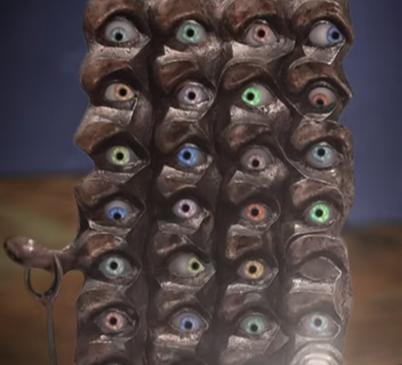 denys maufay yeux surréalistes gobelins