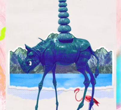 barbara masson dali rhinocaros cosmique