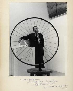 Marcel Ducham par Marvin Lazarus